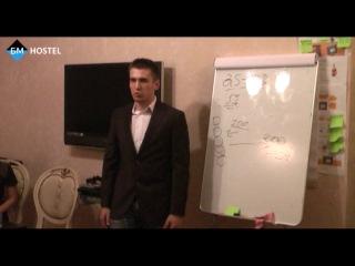 Золотухин Валерий, Генеральный директор компании VIVO (проект - zakvaski.com). Штатный курьер или аутсорсинг.